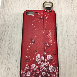 iPhone8Plusの携帯カバー