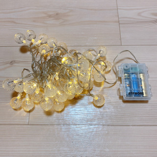 LEDイルミネーションライト【お値下げしました‼︎】