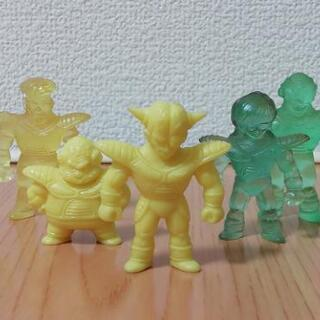 ドラゴンボールフィギュア ( ドラ消し) ギニュー特戦隊