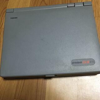 ノート パソコン Windows 95 東芝 TOSHIBA d...