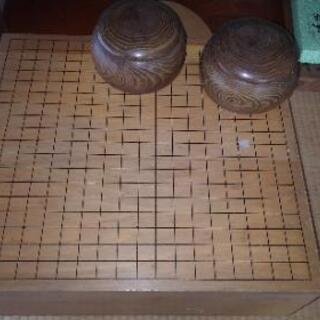 【ネット決済】碁盤、碁石