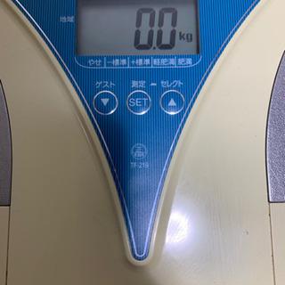 体重計 美品