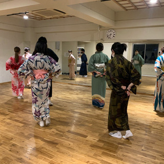 瀬田で気軽に♬︎『日本舞踊 お稽古体験(中学1年生以上対象)』