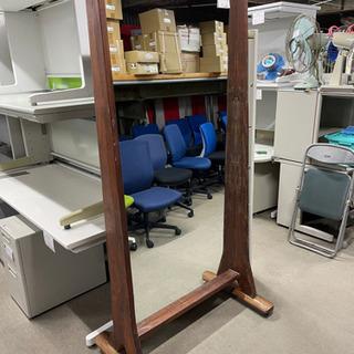 【ネット決済】大きな鏡 日本舞踊で使用していました