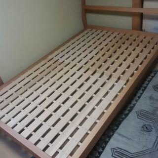 ベッド セミダブルの画像