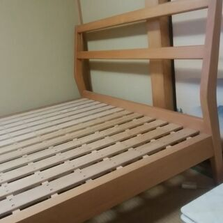 ベッド セミダブル - 長岡京市