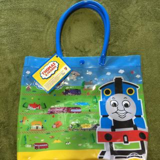 機関車トーマス ビニールバッグ使用