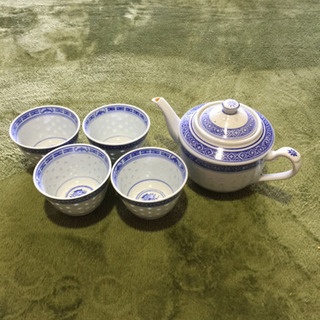 中国茶 ティーセット