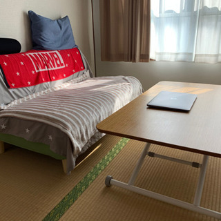 【値下げ中】在宅勤務に最適な昇降テーブル