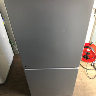 k0131-13 ユーイング 2ドア冷蔵庫 UR-J110…