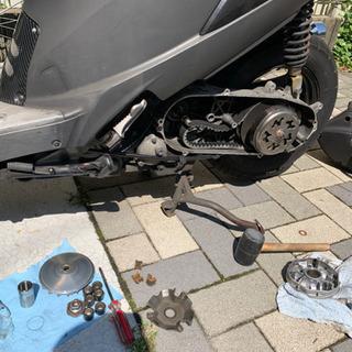 50cc~125cc原付のタイヤ交換等承ります。