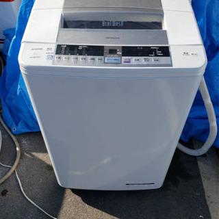 日立 8.0kg全自動洗濯機  ビートウォッシュ  15年製 リ...