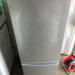 k0131-16 SHARP シャープ 2ドア冷蔵庫 SJ-D1...