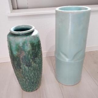 ①花瓶★花器★骨董品屋さんで高価で買った花瓶です。  まだ…