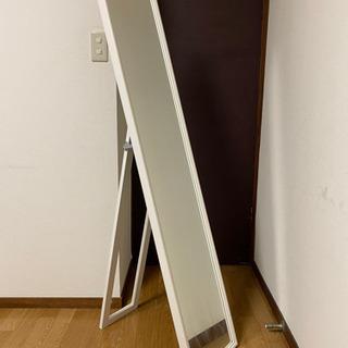 IKEA FLAKNAN スタンドミラー