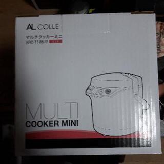 ☆新品未開封  炊飯器