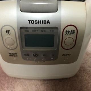Toshiba 炊飯器