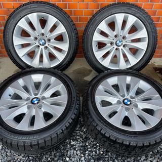 最終値下げ!BMW用スタッドレスタイヤ 送料込み!