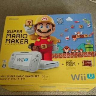 【ネット決済】WiiU マリオメーカー マインクラフト 色々