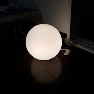 球形照明(置いて使用)
