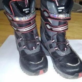 子供用防寒ブーツ  20