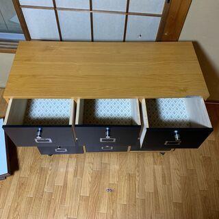 【美品】おしゃれ収納家具 - 新座市