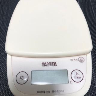 TANITA 電子はかり