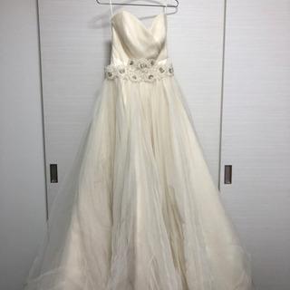 ウェディングドレス カラードレス 9〜11号 結婚式 ブライダル