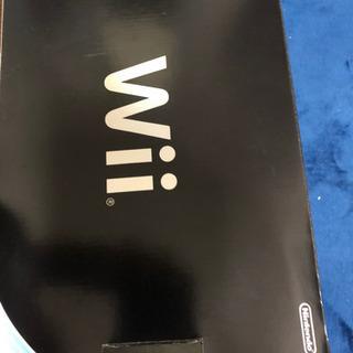 【ネット決済】中古品 状態良し Wii KURO 箱付き リモコ...