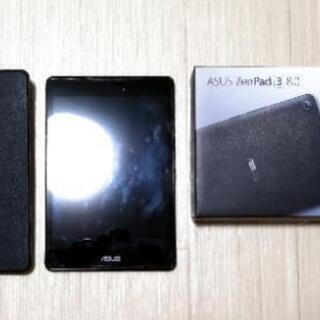 【ネット決済・配送可】美品!zen pad 3 8.0SIMフリー