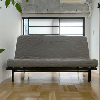 IKEA ソファベッド 3人掛け ニーハムン