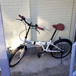 宮城仙台!お洒落な折り畳み式自転車