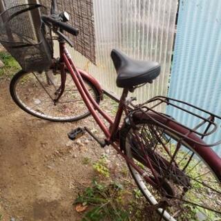 自転車 ジャンク品 26インチ