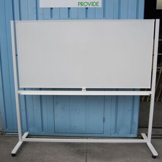 脚付片面ホワイトボード W1800