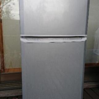 [配達無料][即日配達も可能?]冷凍冷蔵庫 121L  Haie...