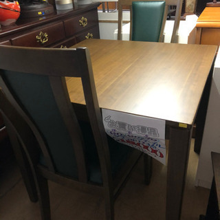 🎈おすすめ品🎈2人用食卓テーブル3点セット