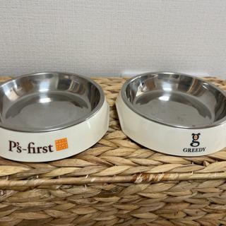 ♡ フードボウル 犬用 エサ皿 犬の皿 ペット用品 多頭飼い