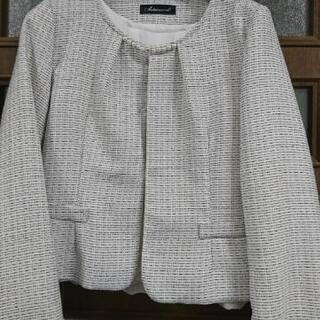 入学式に🌸 ジャケットとブラウスのセット
