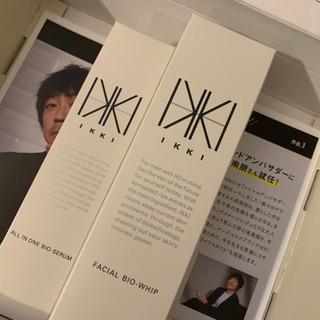 IKKI(泡洗顔料、美容液)