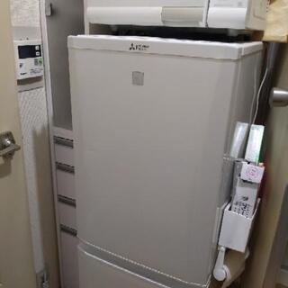 【ネット決済】三菱の冷蔵冷凍庫 MR-P15EC 2月15日まで