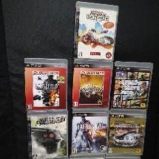 ps3ゲームソフト多数