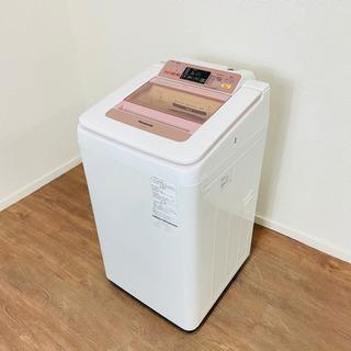 【美品】パナソニック NA-FA70H1  ステンレス槽洗…