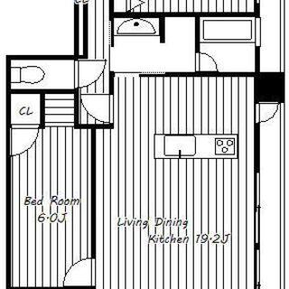 室内リフォームしてます!家具・家電の付いた4LDKマンションです!!