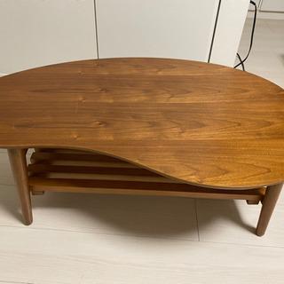 机 ローテーブル 折り畳み可能