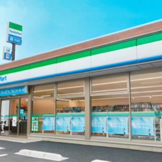 東京都内のファミリーマートでの勤務