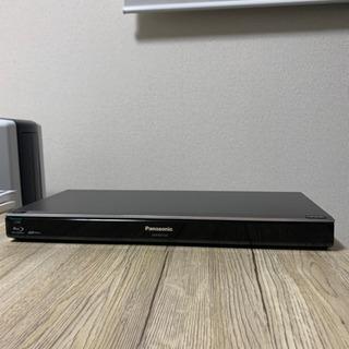パナソニック HDD搭載ハイビジョンブルーレイディスクレコーダー
