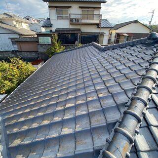 屋根の雨漏り・劣化・・補修葺き替えいたします。
