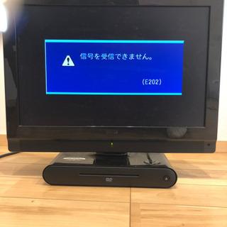 [無料]19型液晶テレビお譲りします