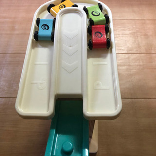 おもちゃのくるくるスロープ - 足立区