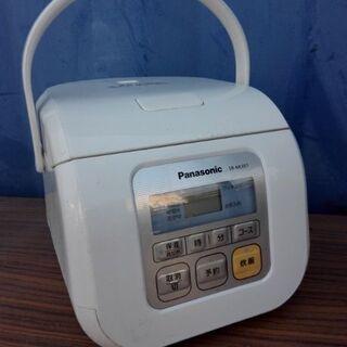パナソニック炊飯器 3合炊き SR-ML051